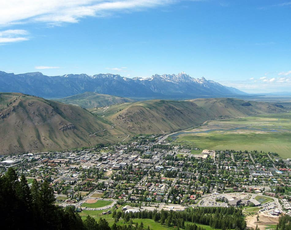 SEO for realtors in Jackson Wyoming