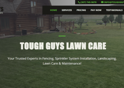 Tough Guys Lawn Care